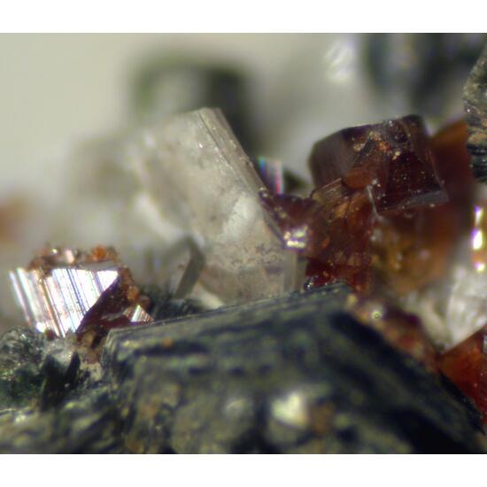 Anatase & Muscovite