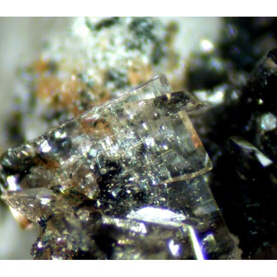 Whiteite-(MnFeMg) Hureaulite & Barbosalite