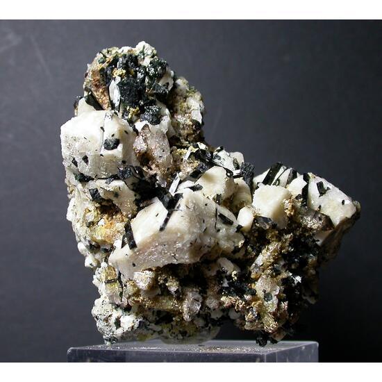 Aegirine Zircon Pyrochlore & Astrophyllite