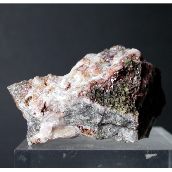 Cobaltlotharmeyerite & Cobaltaustinite