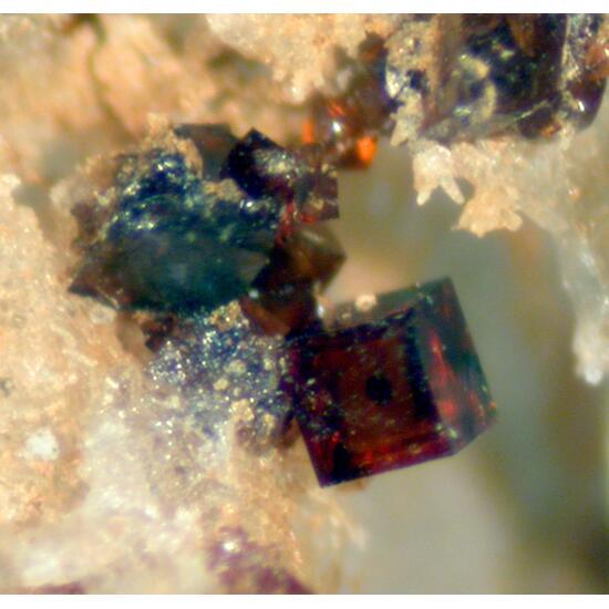 Caracolite & Plumbojarosite