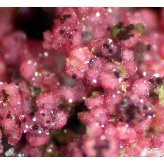 Strengite Phosphosiderite & Frondelite