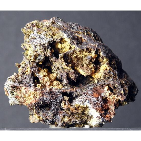 Plumbojarosite & Scorodite