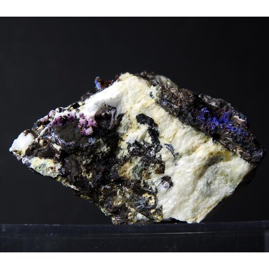 Strengite Bermanite & Phosphosiderite