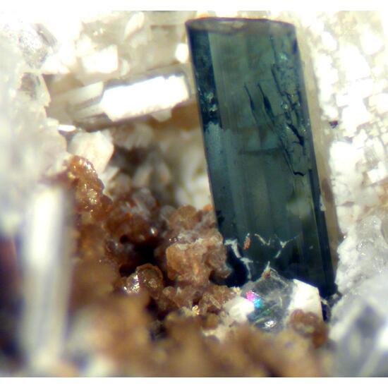 Greifensteinite & Elbaite