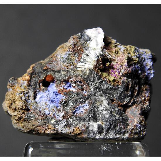 Bermanite Strengite Mitridatite & Phosphosiderite