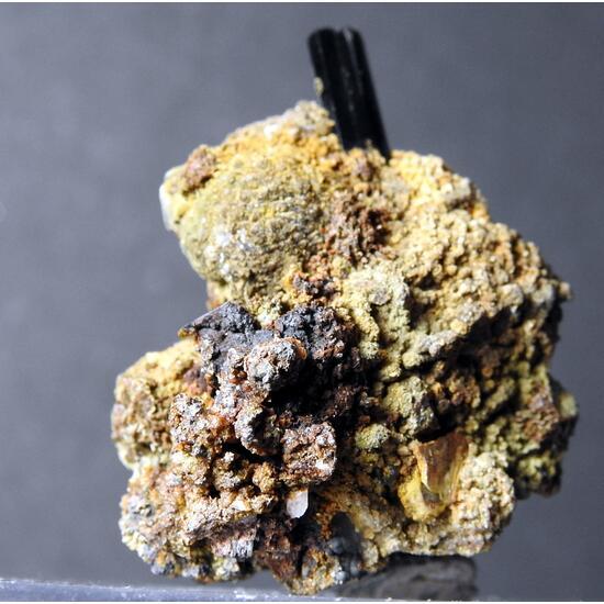 Roscherite Ushkovite Elbaite & Eosphorite