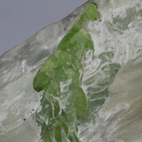 Serpentine With Talc