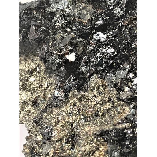 Zinkenite With Pyrite & Sphalerite