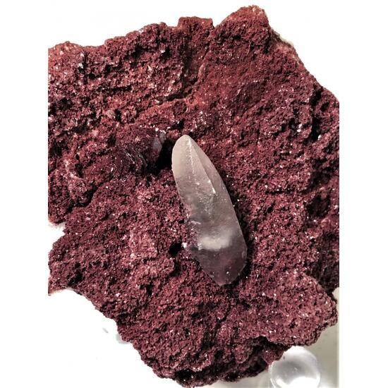 Calcite On Sandstone
