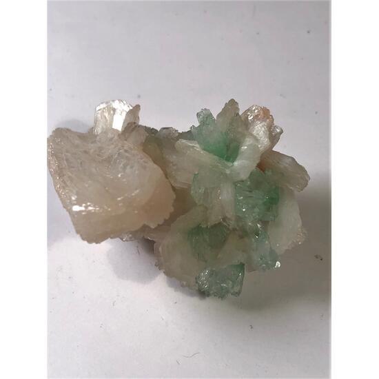 Apophyllite With Stilbite & Heulandite