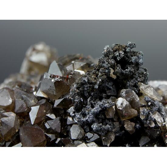 Argentite & Native Silver