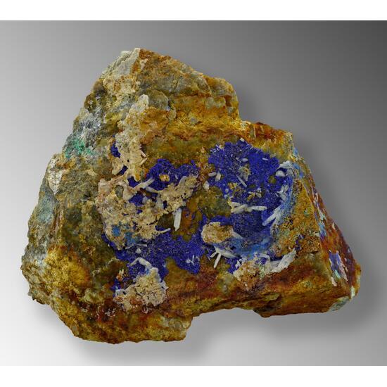 Azurite & Cerussite