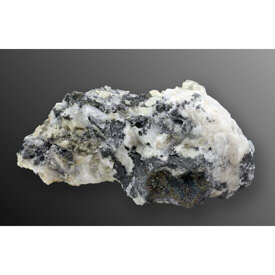 Argentopyrite & Native Silver