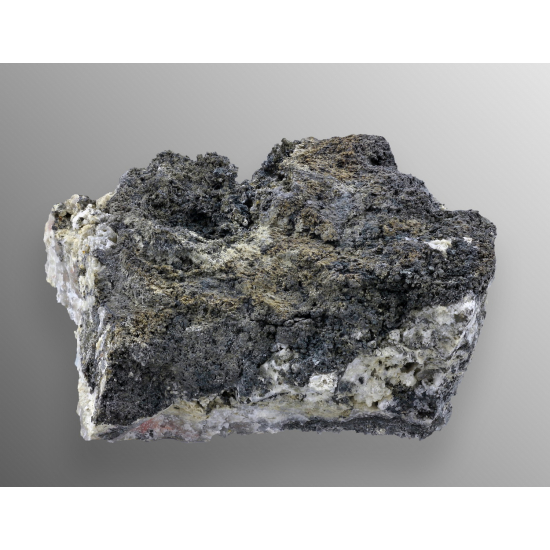 Native Silver On Argentopyrite