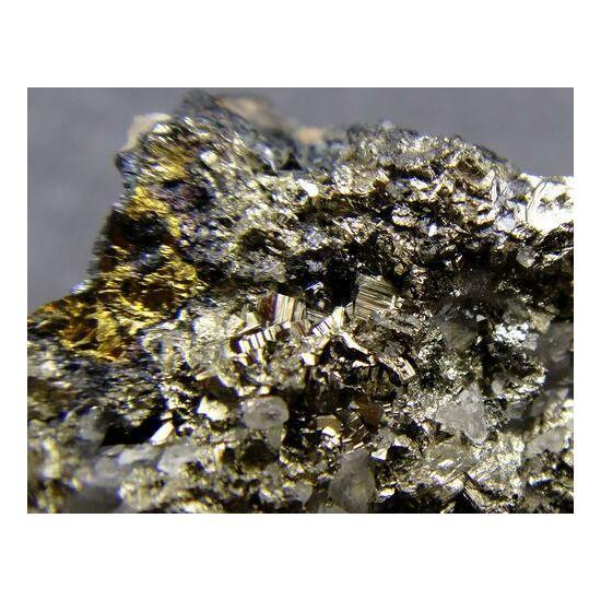 Dolomite With Marmatite & Pyrite