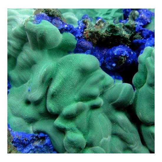 Azurite Chrysocolla & Malachite