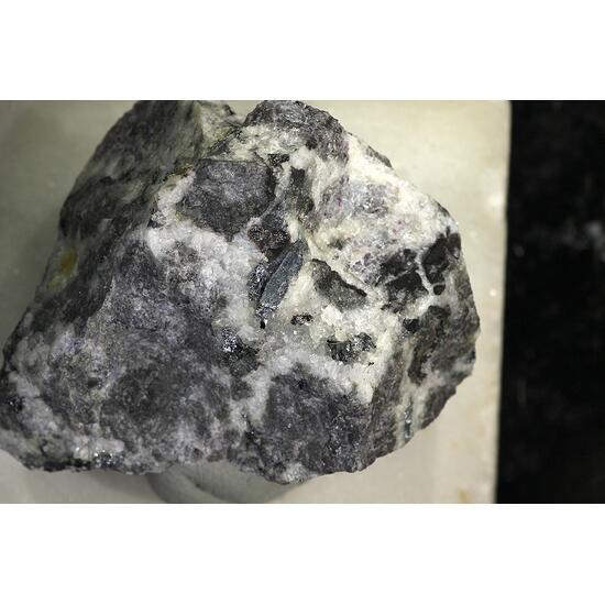 Metacinnabar Stibnite & Valentinite
