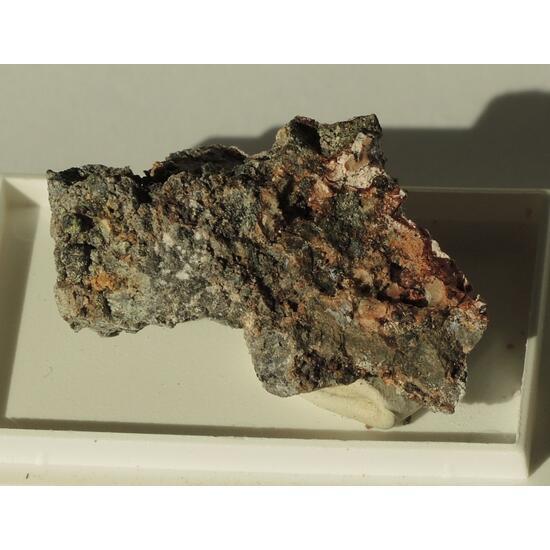Rauchite & Sphalerite