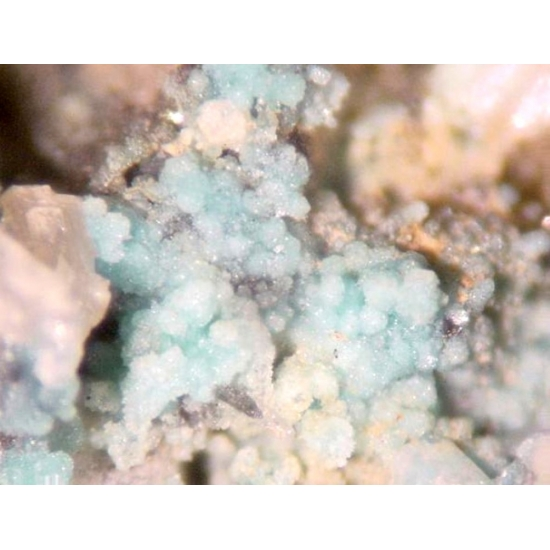 Plumbogummite Mimetite & Wulfenite