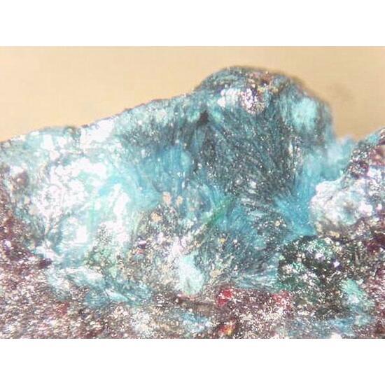 Claringbullite & Tenorite