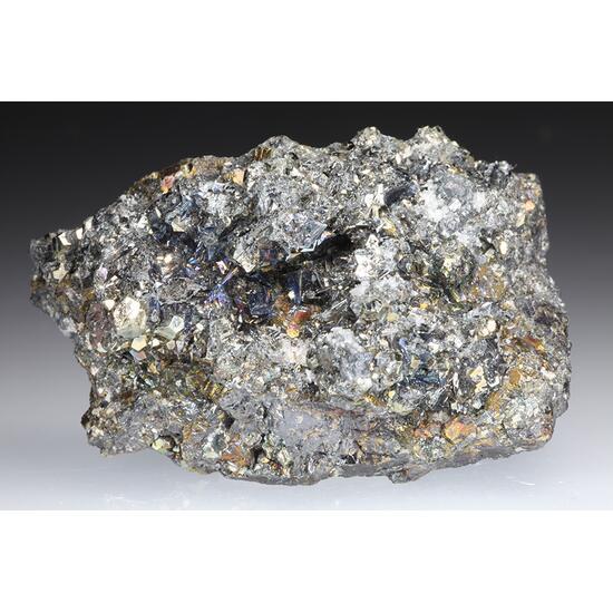 Freibergite & Pyrite