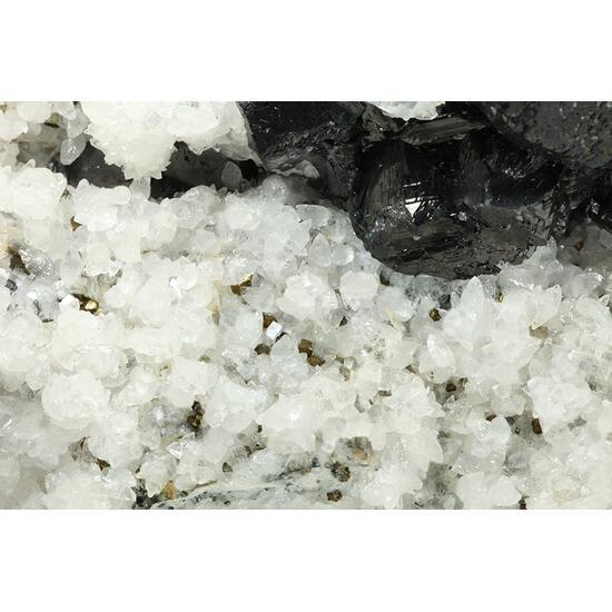 Sphalerite Calcite Fluorite & Pyrite