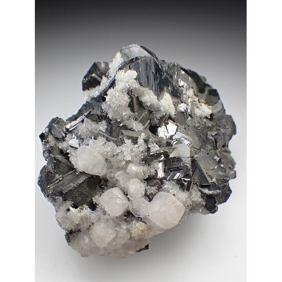 Sphalerite Quartz & Calcite