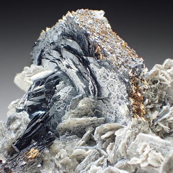 Hematite Rutile & Muscovite