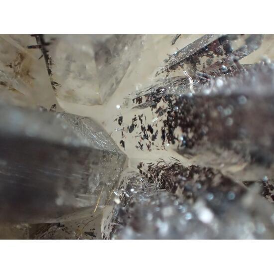 Quartz & Lepidocrocite