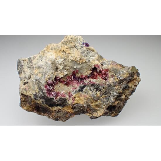 Erythrite & Azurite