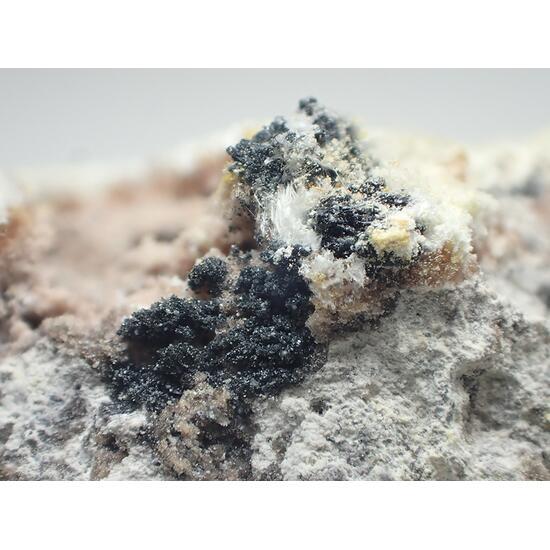 Voltaite Römerite Halotrichite & Copiapite