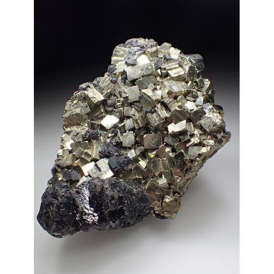Pyrite & Sphalerite