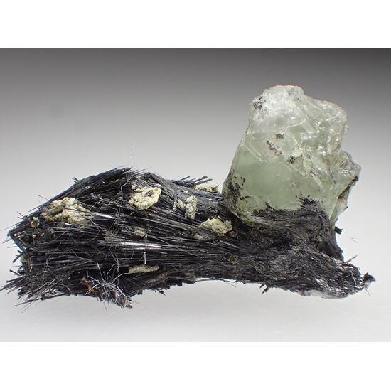 Cosalite & Fluorite