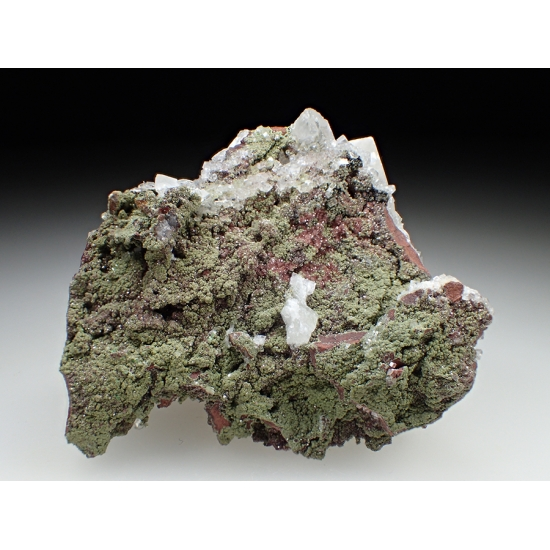 Calcite & Duftite