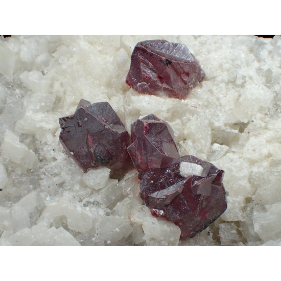 Cinnabar Quartz & Dolomite