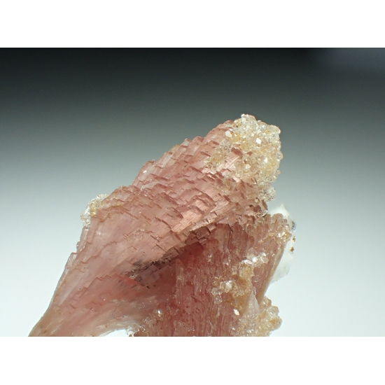 Hubeite Inesite Fluorapophyllite & Quartz