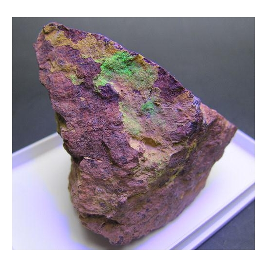 Metavanmeersscheite & Autunite