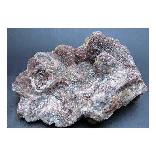Quartz Var Eisenkiesel & Chalcopyrite