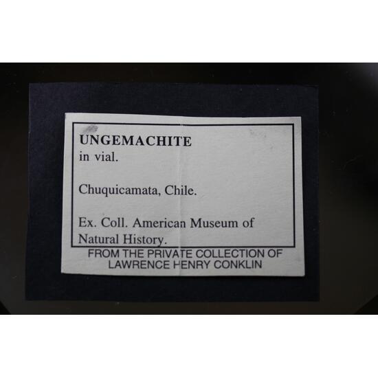 Ungemachite