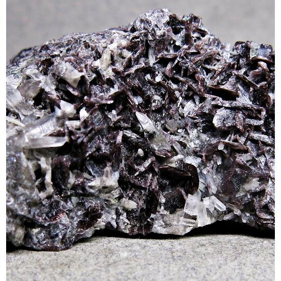 Manganoneptunite & Sodalite Psm Catapleiite