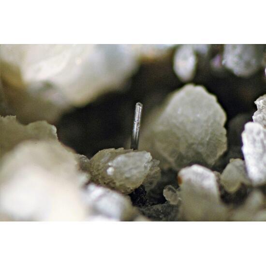 Gmelinite & Rutile