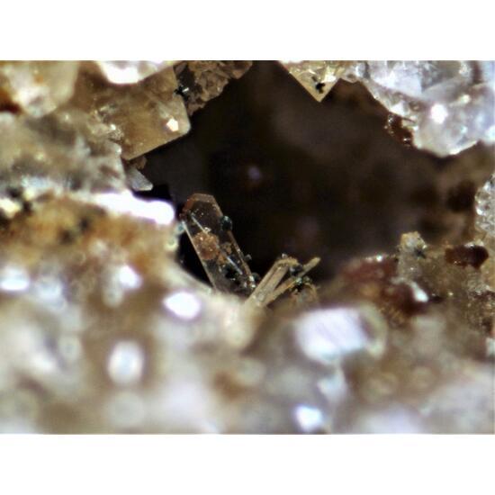 Childrenite-Eosphorite Series & Whitmoreite