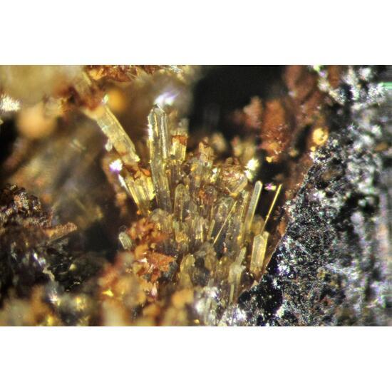 Childrenite-Eosphorite Series & Ludlamite