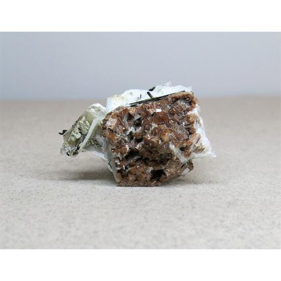 Ancylite-(Ce) Rhabdophane & Rhodochrosite