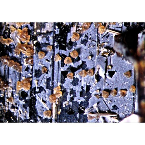 Sérandite Ancylite-(Ce) Pyrochlore & Aegirine
