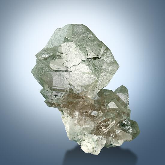 Rock Crystal Var Gwindel