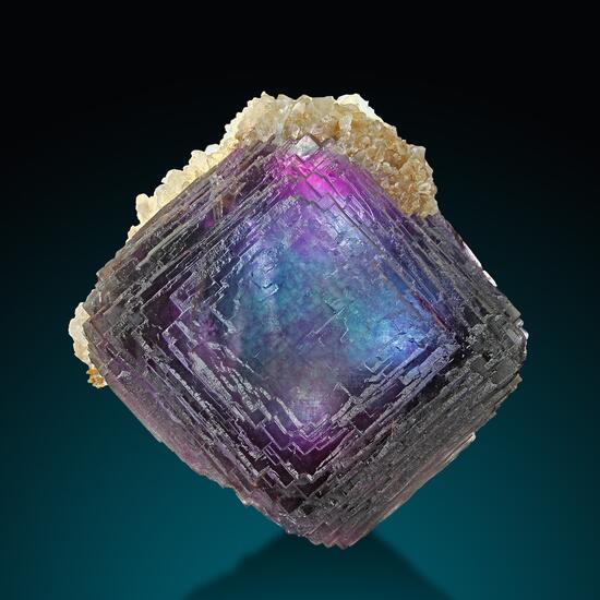 Fluorite & Calcite