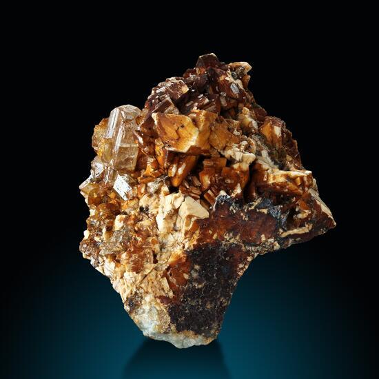 Phenakite Hyalite & Quartz