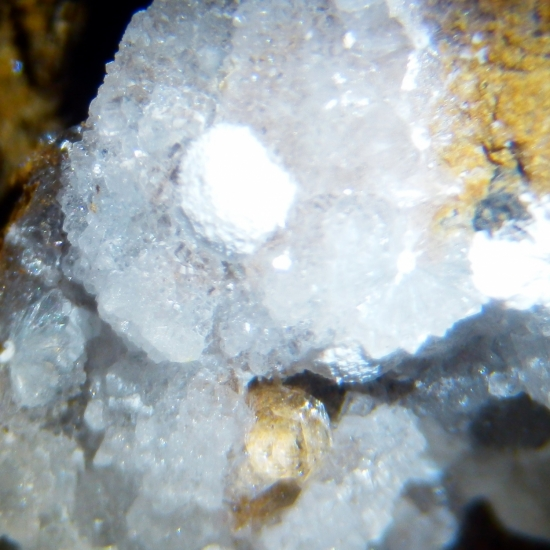 Tacharanite Phillipsite & Analcime